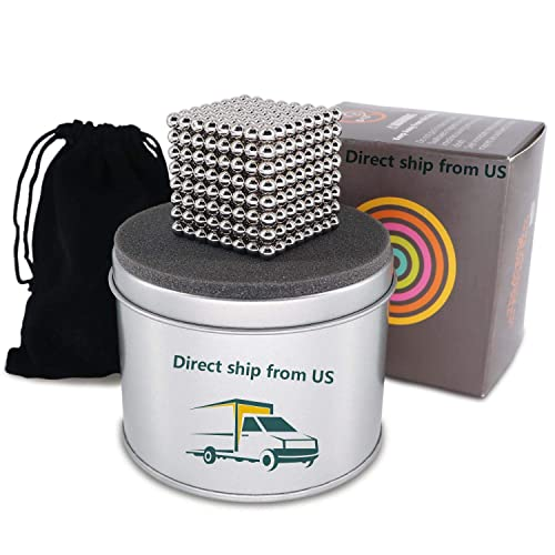 Include Storage Case Lamdico Magnetic Balls 220.2 Inches Best Choice for Stress Relief