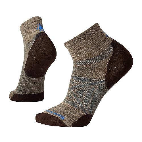 Smartwool Poinsettia Graphic Crew Socks Women/'s Medium Cushioned Merino Wool Performance Socks