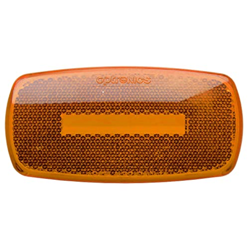 A32ABP Amber Replacement Lens for MC32 Series Light Optronics