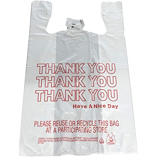 Reli Thank You T Shirt Bags 350 Count
