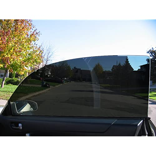 60 x 1200 Inch Mkbrother Wimax Limo 3/% VLT 60 in x 100 Ft Feet Uncut Roll Window Tint Film Auto Car Home