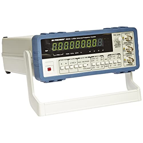 B/&K Precision 302 Phase and Motor Rotation Meter 151mm L x 72mm W x 35mm H