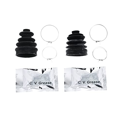 Complete Front Outer CV Boot Repair Kit for Suzuki LT-F400F Eiger 4wd 2005-2007