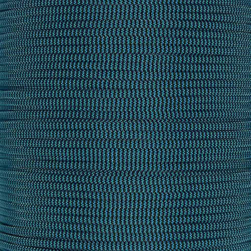 FS Navy Blue Paracord Planet 550 Cord Type III 7 Strand Paracord 50 Foot Hank