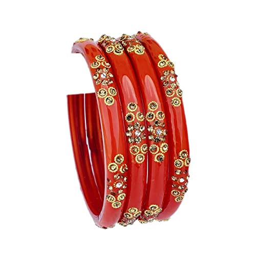Set of 24 JDZ COLLECTION Indian Bangles Set Bollywood Jewelry Plain Velvet Metal Bangles Jewelry Multi Colors Costume Match Bangles for Women /& Girls,Bangles Bracelets for Women