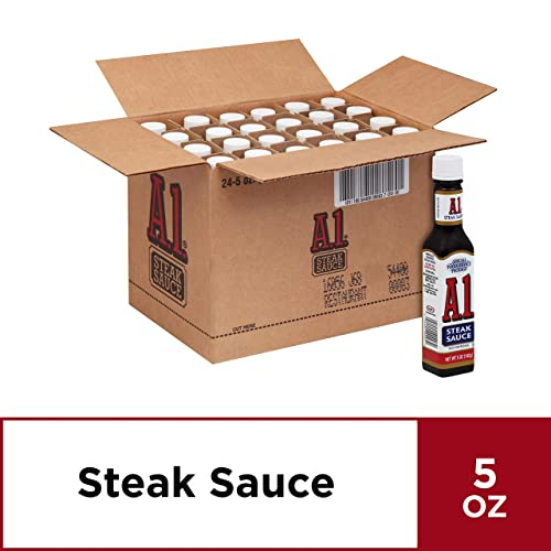 Buy A 1 Steak Sauce 5 Oz Bottles Pack Of 24 Online In Bahrain B002yk8p5g