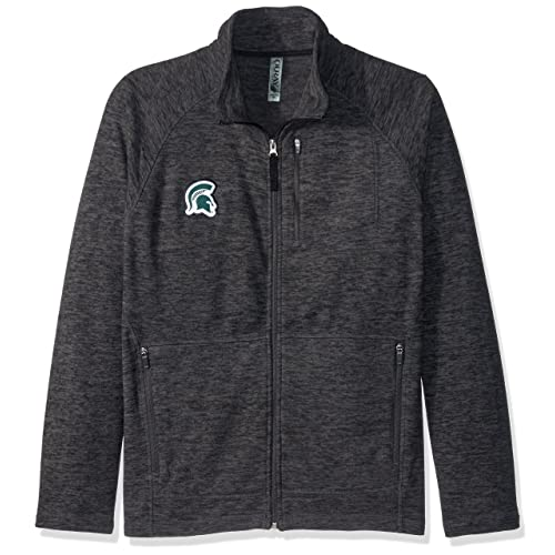 Ouray Sportswear NCAA San Diego State Aztecs Mens Guide Jacket Charcoal Heather X-Large