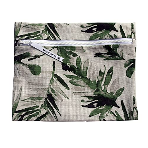 Eco-Friendly Lining to Organize Beach Tote Wet Bikini Bag Large, Palm Springs - Sunset Pool Bag Water-Resistant Wet Bag with Waterproof Wet Swimsuit Bag Swim Bag Luggage