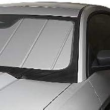 1 Pack Covercraft UV11323SV Silver UVS 100 Custom Fit Sunscreen for Select Toyota Tundra Models Laminate Material