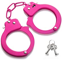 Generi c Plush Toy Handcuffs with Keys Toy cosplay Costume Prop Accessories Party Supplies for women