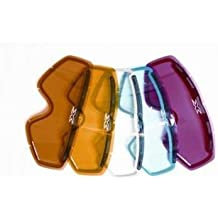 Race Goggle Case Hold 5 Goggles along with Smaller Accessories and 067-10000