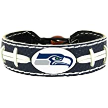 GameWear Washington Wizards Leather Bracelet with Snap Closure 7 to 9
