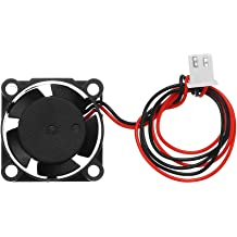 ILS 24V 0.15A 5015 Sleeve Bearing Brushless Turbo Cooling Fan with 2Pin XH2.54 Wire for 3D Printer