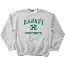 NCAA Hawaii Rainbow Warriors 100-Percent Pre-Shrunk Vintage Mascot Short Sleeve Tee