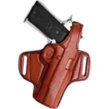 Tagua UCH-007 Ultimate Concealmant Holster Ruger 380 w// Laser Brown Right Hand