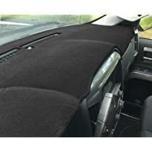 N2Qnice Car Auto Dashboard Cover for Ford Focus Titanium//SE//Electric//S//SEL 2012-2016 2017 Left Hand Drive Dashmat Pad Carpet Dash Mat