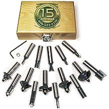 MLCS 9209H 3//4-Inch Diameter Steel Forstner Bit with Hex Shank