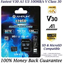 100MBs A1 U1 C10 Works with SanDisk SanDisk Ultra 128GB MicroSDXC Verified for Coolpad Catalyst by SanFlash