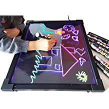 SMILELXS LCD Writing Board 10 inch Monitor Office self-Study Display Writing pad Childrens Oil Painting Pupil can Puzzle Poster Early Education LCD Writing Board