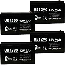 8 Pack Brand Product Mighty Max Battery 12V 7.2AH SLA Battery for Eaton Powerware PW5110 1000 UPS