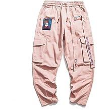 Aelfric Eden Mens Long Casual Cargo Pants Boys Girls Young Streetwear Pant Wild Women Loose Street Hip hop Sports