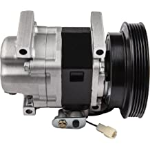 SCITOO A//C Compressor Pump Compatible with for 2002-2010 Cavalier Cobalt Pontiac G5 Sunfire Saturn Ion 2.2L